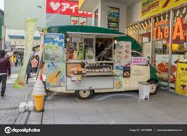 100 Food Truck Books Truck At Akihabara Area In Tokyo Stock Editorial Photo