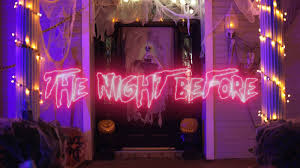 Wnuf Halloween Special Imdb by The Horrors Of Halloween The Night Before 2017 Trailer And Posters