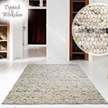 handweb teppich reine schur wolle im skandinavischen
