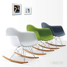 Eames Chair European Fashion Designer Dining Chairs IKEA Creative Minimalist Modern Lounge Rocking In Shampoo From Furniture On