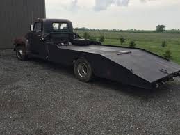Dove Tail Car Hauler Ramp Bed Pic 2   Vehicles: Custom Ideas ... Race Ramps Solid Car Tow For Flatbed Truck 100 Lb Bangshiftcom Chevy C80 Amazoncom Rage Powersports 10 Alinum 5000 Uhaul Auto Transport Rental Vintage Hauler Classic Garage Spuds 1971 C30 Ramp Funny 1955 Chevrolet Sale In Laveen Nc4x4 Ramp Trucks They Do Intrigue Me As An Option But For C Bodies Take A Look At This 1958 Ford C800 Fire