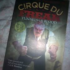 Cirque Du Freak Book 3 Tunnels Of Blood Books On Carousell