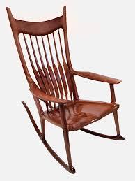 100 Cowboy In Rocking Chair Sam Maloof Studio Paddle8