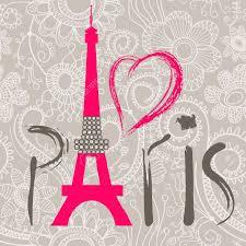 Paris Themed Bathroom Ideas by Paris France Paris Lettering Over Lace Seamless Pattern
