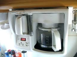 Under Counter Coffee Maker Makers Wolf Countertop