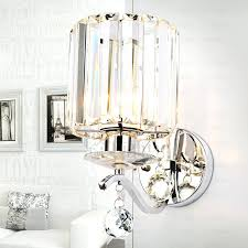 wall sconce lighting 4 light chrome wall sconce