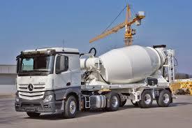 100 Concrete Truck Capacity HTM 1004 T Mixer Liebherr
