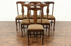 1900 Antique Dining Chairs Tiger Oak Fniture Antique 1900 S Tiger Oak Round Pedestal With Ding Chairs French Gothic Set 6 Wood Leather 4 Victorian Pressed Spindle Back Circa Room 1900s For Sale At Pamono Antique Ding Chairs Of Eight Chippendale Style Mahogany 10 Arts Crafts Seats C1900 Glagow Antiques Atlas Edwardian Queen Anne Revival Table 8 Early Sets 001940s Extendable With Ball Claw Feet Idenfication Guide