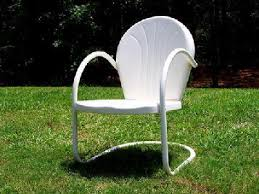patio vintage metal patio chairs home interior design