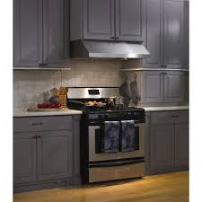 inch ductless underabinet range hood low profile stove hoods sears