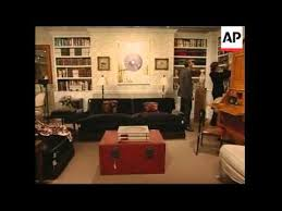 Jfk Rocking Chair Auction by Preview Of Sale Of Kennedy Property Youtube