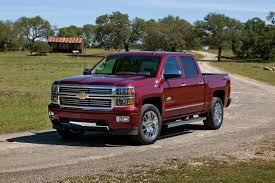 100 Top 2014 Trucks Chevrolet Silverado High Country Speed