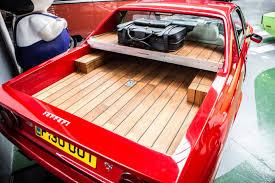 100 Ferrari Truck Pickup Stars In New TV Car Show Only Motors