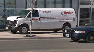 100 Used Ryder Box Trucks For Sale Suspected Van Driver Charged In Canada Deaths