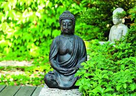 woma buddha statue als dekoration für haus deko buddha figur