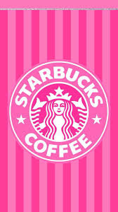 Starbucks Wallpaper Pink