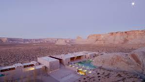 100 Amangiri Utah Canyon Point Robb Report