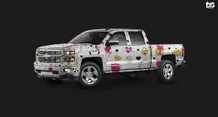 100 Truck Wrap Design Free Loading Mockup Free PSD Mockup