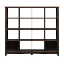 Open Bookcase by Open Cube Bookcase Room Divider Altra Furniture 8 Cube Room