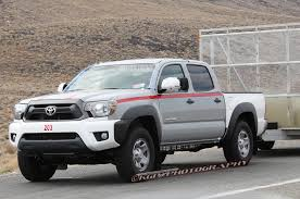 AutomotiveTimes.com | Toyota To Introduce An All-New Toyota Tacoma ... 2016 New Cars And Trucks Auto Express Gm Shows Off 2014 Chevrolet Silverado And Gmc Sierra Road Reality Amazoncom Nissan Frontier Reviews Images Specs Vehicles Urturn The Cruzeamino Is Gms Cafeproof Small Truck Truth Best For Towingwork Motor Trend Americas Five Most Fuel Efficient 52017 Chevy Pickups Recalled Due To Ford Jamesshinnnet Review 2017 Pickup Youtube Buyers Guide Kelley Blue Book Used Sale In Ohio Gorgeous Original Dodge Ram Canyon Overview Cargurus