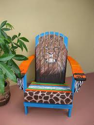 Custom Painted Margaritaville Adirondack Chairs by 20 Best Creative Adirondack Chairs Images On Pinterest