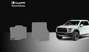 ToughPRO Ford F-150 Floor Mats - Two Front Mats - All Weather ... Rugged Ridge Floor Liner Set 4piece Black 0910 Ford F150 Regular Buy Plasticolor 000690r01 2nd Row Full Coverage Rubber Tray Style Ebony 3piece Supercrew The Official Exact Fit Tailored Mats To Focus 2005 2011 Similiar F 150 Keywords New Factory Oem Ranger Truck Gray 93 94 95 96 97 98 St By Redline Tuning Motune Scc Performance Mustang Racing 0509 All Review Youtube Yes You Can Now Get Any Super Duty With A Vinyl Floor Zone