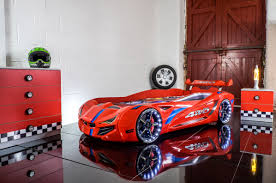 Flash GT Race Car Bed Red Car Bed Shop