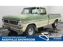 1970 Ford F100 For Sale | ClassicCars.com | CC-1085660 Ford F150 Classic Trucks For Sale Classics On Autotrader 1970 F100 Rollections Of Family Groovecar Chevy C10 Pickup Truck For Copenhaver Cstruction Inc Price Drop Ranger Xlt Short Box 44 Image Gallery Ford Ozdereinfo 1967 Camper Special Enthusiasts Forums Concept Of Super Specials Are Rare Unusual And Still Cheap In Texas Attractive F250 Crew Cab Bed 4x4 Survivor Youtube F350