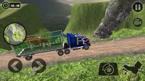 100 Truck Games 365 Offroad Farm Animal Driving Game 2018 Android