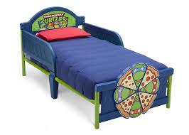 Tmnt Toddler Bed Set by Teenage Mutant Ninja Turtles Plastic 3d Toddler Bed Delta