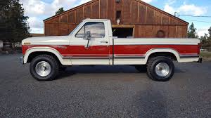 100 1981 Ford Truck F150 4x4 With 351ci V8 Speed Monkey Cars