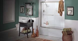 Acrylic Bathtub Liners Diy by Bathtub U0026 Shower Liner Installation At The Home Depot