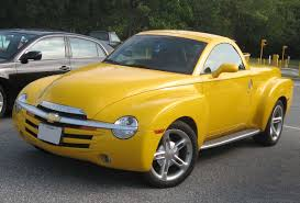 Chevrolet SSR - Wikipedia