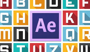Adobe After Effects Text Animation Templates Free Typography