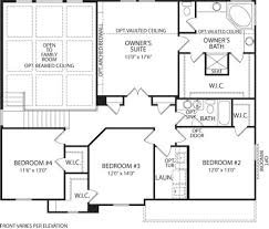 Drees Homes Floor Plans Austin by Buchanan At Clover Ridge Frederick Md