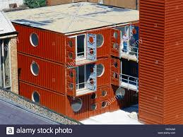 100 Converted Containers Modular Accommodation Made From Converted Shipping