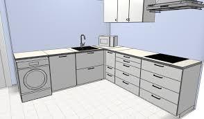 Ikea Küchenschrank Für Waschmaschine Kleine Ikea Küche Mit Waschmaschine Im Altbau Fertig Mit