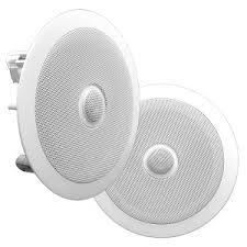 Polk Audio Ceiling Speakers Sc60 by The Top 10 Best Ceiling Speakers In 2017 Complete Guide