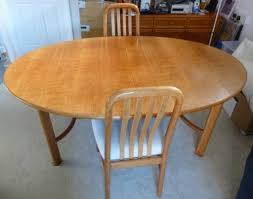 100 Cherry Table And 4 Chairs Large Extending Wood Dining Chairs In Wymondham