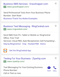Google AdWords Testing Click To SMS Ad Extension Should You Adopt Google Voice For Business The Vualisation Of Spam Adaptivemobile Is It Possible To Send A Text Message Landline Telephone Bulk Sms Voip Messaging Campaigns Unifiedring To Beat Facebook Messenger Eats Tecrunch Some Users Are Having Issues Receiving Text Msages Buy Yo2 Calls Services App Template Ios Ulities Whats Next I3 Dan Mongrain Senior Solutions Consultant Bell Top 5 Android Apps Making Free Phone Get Msages In Facebookstyle Chathead Bubbles Samsung