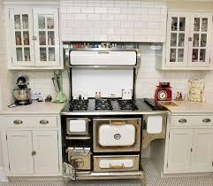 Image Of Vintage 1920s Kitchen Cabinets