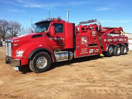 100 Tow Truck Cincinnati Collins Brothers Ing St Cloud MN Kenworth T880 W Century 1150