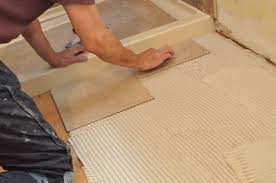 Laying Tile On Plywood Floor Best Of Tiling Over Concrete And Wood Floors Todays Homeowner