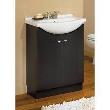 Bathroom Sinks At Home Depot Canada by Magick Woods 24 Inch Eurostone Shaker Style Vanity Base With Top