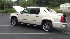 FOR SALE 2007 CADILLAC ESCALADE EXT 1 OWNER!! Stk# 20713A Www.lcford ...