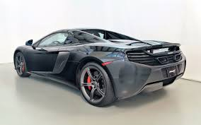2016 MCLAREN 650S SPIDER For Sale in Norwell MA