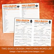 Halloween Mad Libs by Thanksgiving History Mad Lib Game Printable U2013 Wild Truth Design Co