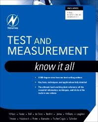 Cover Image For Test And Measurement Know It All