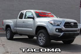 New 2018 Toyota Tacoma SR5 Access Cab 6' Bed V6 4x4 AT Access Cab ...