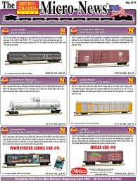 98 N Scale Trucks MicroTrains May 2018 Announcements Model160